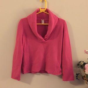 3/17🔥J.Crew 💯% cashmere Sweater!! Size-M